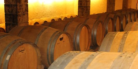 Agrandissement de l'espace de vinification